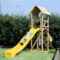 hout land play tower